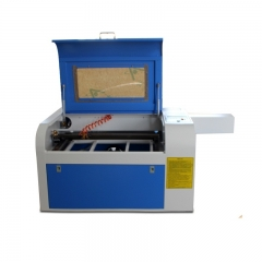 Economic 6040 600*400mm  CO2 laser engraving and cutting machine