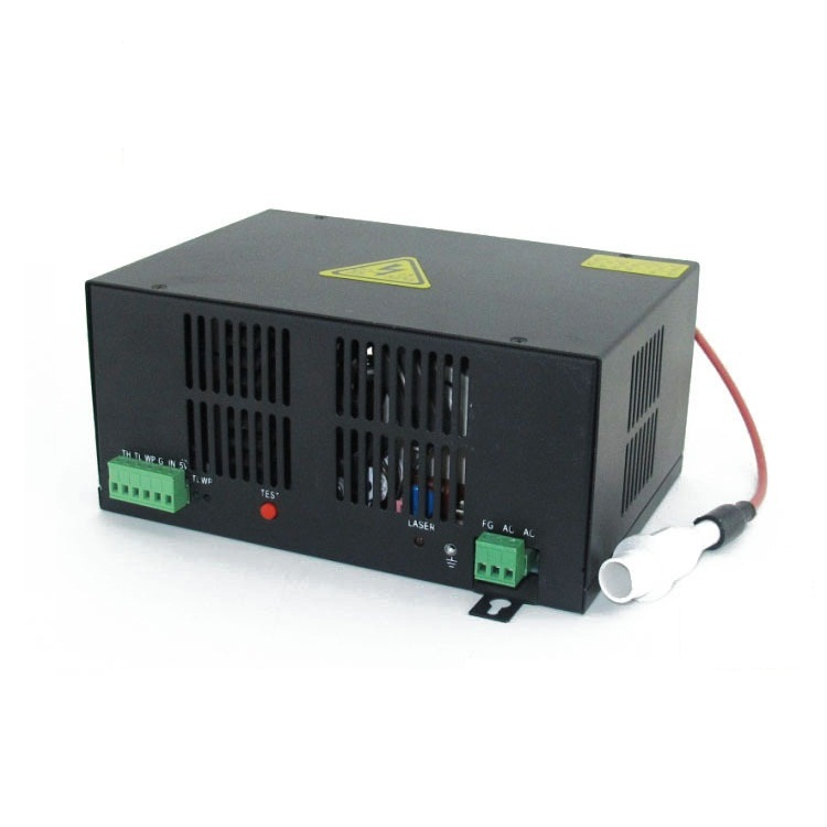 The Equipment Of T60 Co2 Laser Power Supply Hair Extensions & Wigs