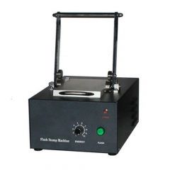 high quality Photosensitive Portrait flash stamp making machine 150x100mm exposure size
